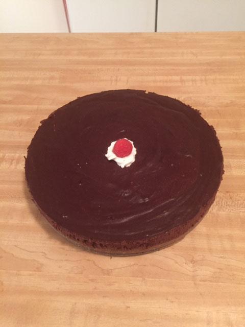 Chocolate Amore Torte