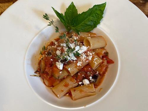 Bellini's Pasta Norma