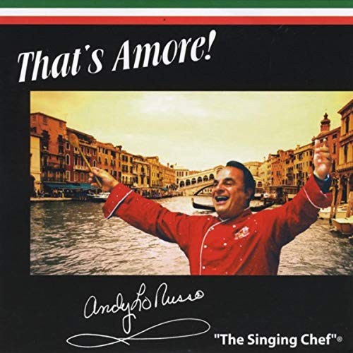 Andy's That's Amore CD cover