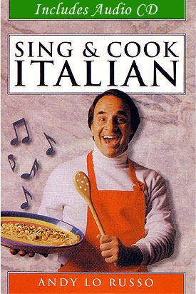 Andy's Sing & Cook Italian Book'