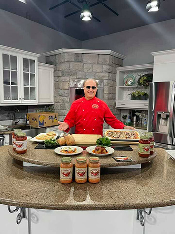 Andy LoRusso Sauces Tv Demo